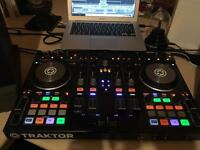 Traktor S4 Mk2 Native Instruments