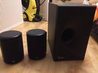 Harmon kardon infinity 2.1 speakers