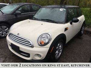 2013 MINI Cooper Hardtop Cooper | PANORAMIC SUNROOF |