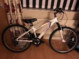Mountain bike for sale like new perfect Christmas present