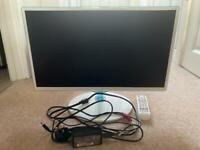 "Samsung 24"" TV, MINT condition"