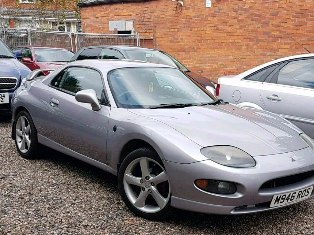 MITSUBISHI FTO 2.0 AUTO COUPE - LONG MOT - PX WELCOME