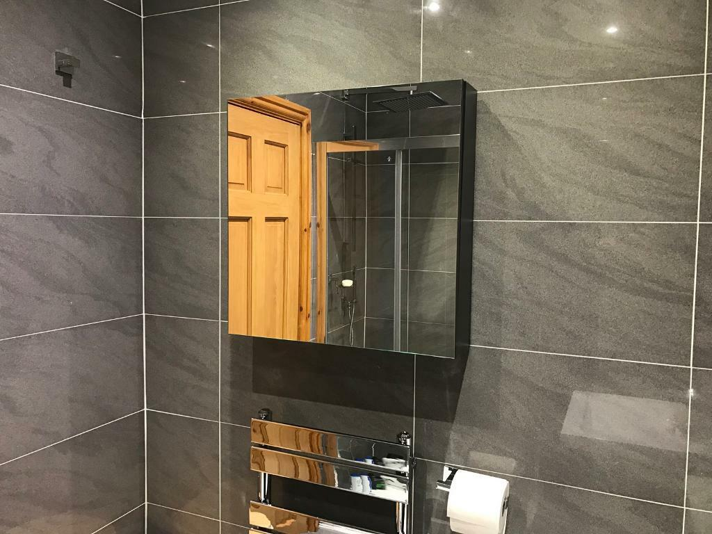 Wickes Bathroom Wall Cabinets Bathroom Mirror Cabinet From Novellara Range At Wickes In Hadley