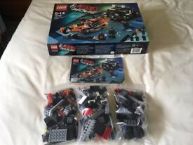 LEGO 70808 Lego Movie Super Cycle Chase Set (Used)