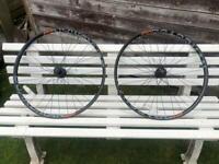 Boardman mountain bike wheels