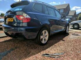 Bmw x3 2.5i sport immaculate condition, low millage