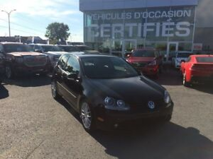 2009 Volkswagen Rabbit 3-Door Trendline