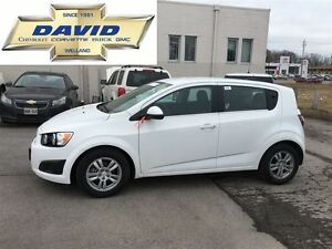 2016 Chevrolet Sonic 1LT, REMOTE START, HEATED SEATS, REAR
