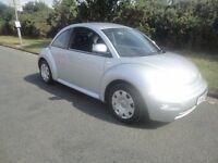 VW BEETLE 1.6 SR, 02 REG LOVELY CAR