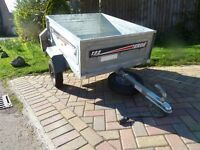 Erde 122 Tipping Trailer 400Kg - Fantastic condition - Garaged