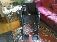 As new wheel chair