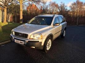 2003 Volvo XC90 2.9 T6 270 BHP AWD AUTO✅FULL LEATHER✅7 SEATS✅