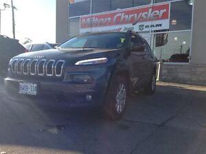 2016 Jeep Cherokee NORTH 4X4 V6 Oakville / Halton Region Toronto (GTA) image 1
