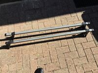 HALFORDS 405 car roof rack, with fittings