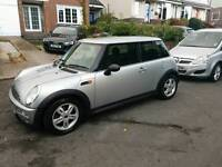 2005/55 MINI Hatch 1.4 TUBRO DIESEL One D 3dr COOPER ALLOYS FACE LIFT