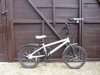 BMX Spike Ollie Bike