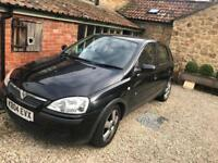 Vauxhall Corsa 2004 1 litre SPARES AND REPAIRS