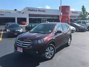 2013 Honda CR-V EX-L | 5SP | REAR VIEW CAMERA | ALLOYS | LEATHER