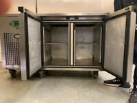 Commercial foster fridge