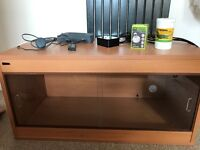 3ft Vivarium and accessories