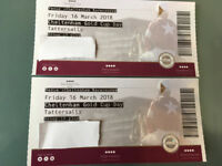 10 LEFT (Thurs 15th am) Cheltenham Gold Cup tickets - Tattersalls enclosure - REDUCED FOR QUICK SALE