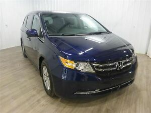 2016 Honda Odyssey EX 8 Passenger Power Doors Heated Seats