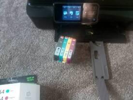 Printer & spare Ink (£135 on Amazon)