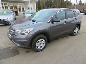 2016 Honda CR-V LX AWD, HEATED SEATS!