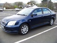 2007 Toyota Avensis,1.8 t2.motd nov 18,just serviced,Excellent Condition,,