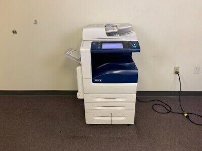 Xerox Workcentre 7970i Color Copier Machine Network Printer Scanner Fax MFP