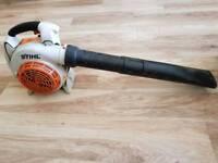 STIHL leaf blower petrol 2 stroke