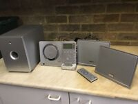 Sony Micro Hi-Fi System - excellent condition