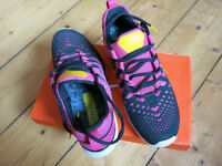 Nike Free run 5.0 Livestrong Deadstock Uk 8.5 Freerun. Brand new.