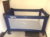 BabyDan Travel Cot - brand new condition!