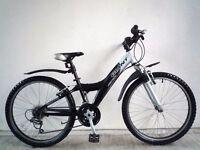 "(2181) 24"" Lightweight Aluminium GIANT BOYS GIRLS MOUNTAIN BIKE BICYCLE Age: 8-12 Height 130-150cm"