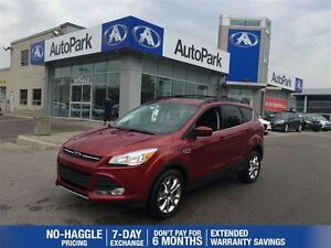 2014 Ford Escape SE Ecoboost 4WD| My Ford Touch with Navigation|