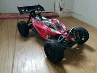Arrma Typhon 6s Ready. Boxed. Brushless Rc Car Truggy Buggy