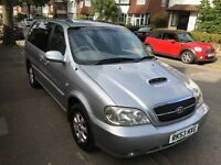 2004 Kia Sedona Diesel only £895