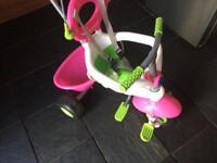 Smart trike pink £20