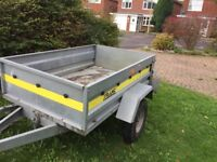 Top Quality Tipping Franc Trailer