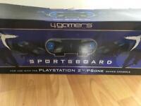 PlayStation 2 sportsboard