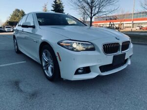 2014 BMW 5 Series 2014 BMW 5 Series 528i xDrive M PACKAGE FULLY