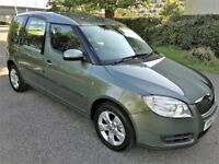Skoda Roomster 1.9 TDi 5dr ***Mint condition in and out, Low Mileage