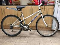 "Gt talera mountain bike. Small size adults frame. 26"" wheels. Fully working"