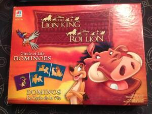 Le roi lion Dominos (Lion king Dominos- circle of life) West Island Greater Montréal image 1