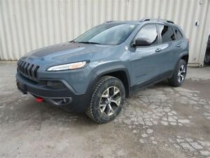 2015 Jeep Cherokee Trailhawk 4dr 4x4