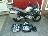 BMW R1200GSA (Adventure)