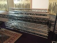 QUAD LIGHTING TRUSS - JOB LOT