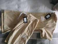 Bee inspired B33 clothing shorts and t-shirt set