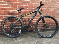 Mens 2014 Cube Aim Disc 29er Mountain Bike, Fantastic Condition, Ready To Go!